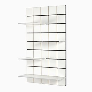 Confetti Shelf System Signal White by Per Bäckström for Pellington Design