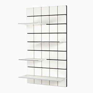 Estantería modular Confetti en blanco de Per Bäckström para Pellington Design