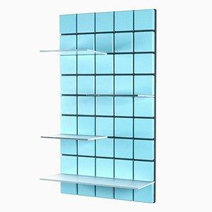 Système d'Étagères Confetti Bleu par Per Bäckström pour Pellington Design