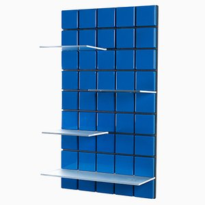 Signalblaues Confetti Regalsystem von Per Bäckström für Pellington Design