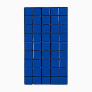Estantería modular Confetti Signal en azul de Per Bäckström para Pellington Design
