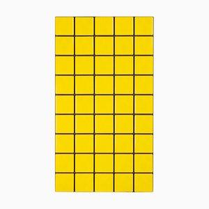 Estantería Confetti Colza en amarillo de Per Bäckström para Pellington Design