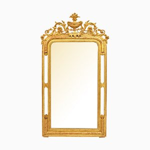 19th Century Golden Mirror