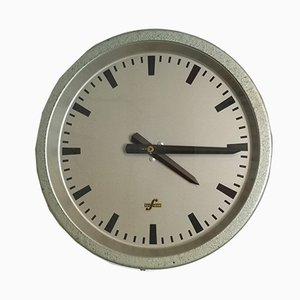 Horloge d'Usine Allemagne de l'Est d'El Fema, années 50