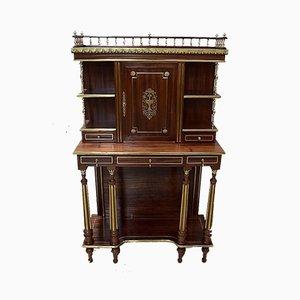 19th Century Louis XVI Style Mahogany Cabinet