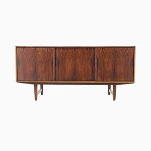Dänisches Sideboard aus Palisander von E.W. Bach für Sejling Skabe, 1960er