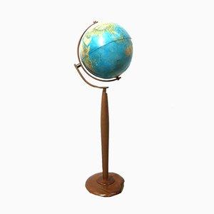 Beleuchteter italienischer Globus, 1970er