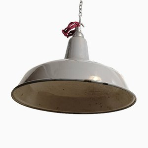Factory Ceiling Lamp from Benjamin Electric Manufacturing Company, 1950s
