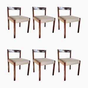 Dining Chairs by Alfred Hendrickx, 1960s, Set of 6
