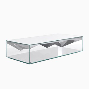Rectangular Dolmlod Coffee Table by Samer Alameen for JCP Universe