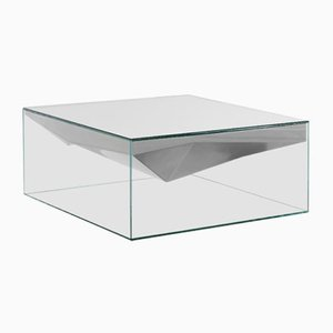 Square Dolmlod Coffee Table by Samer Alameen for JCP Universe