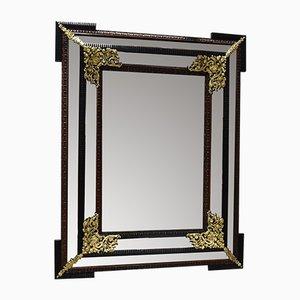 Espejo estilo Louis XIV rectangular grande, siglo XIX