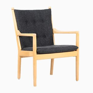Solid Beech Model 1788 Easy Chair by Hans J. Wegner for Fritz Hansen, 1980s