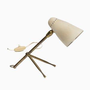 Lampe de Bureau Modèle 215 Ochetta Mid-Century Ajustable par Giuseppe Ostuni pour Oluce, années 50