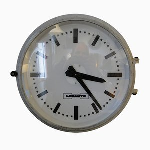 Vintage Station Clock from Lepaute, 1960s
