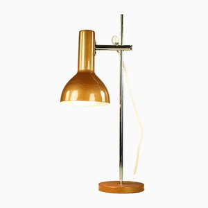 Mid-Century Bronze Table Lamp