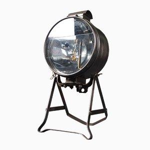 Lámpara de pie vintage de Tilley Hendon, años 40