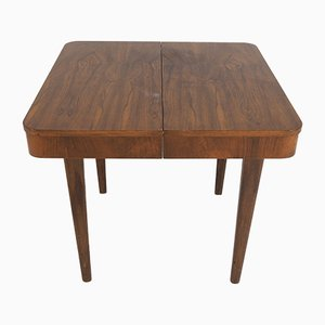Czech Art Deco Style Dining Table by Jindřich Halabala for Setona, 1957