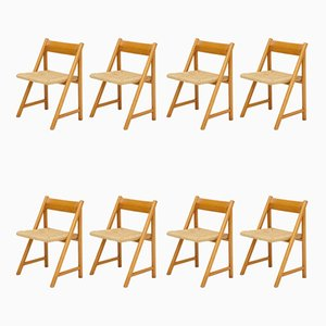 Dining Chairs, 1960s, Set of 8