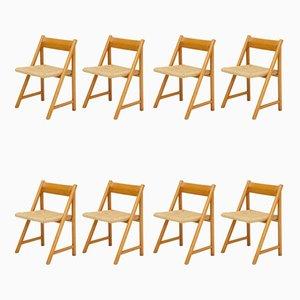 Esszimmerstühle, 1960er, 8er Set