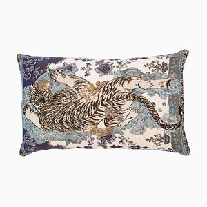 17th Century Modern Tiger Cushion