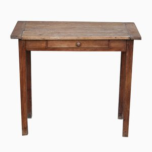 Vintage Solid Oak Desk