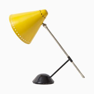 Lámpara de mesa modelo M1 de Floris Fiedeldij para Artimeta, años 50