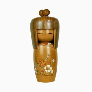 Kokeshi Sculpture by Koyo, 1970s