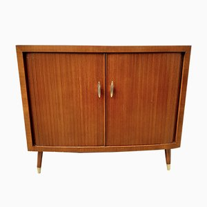 Mid-Century Record Cabinet