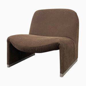 Mid-Century Italian Model Alky Lounge Chair by Giancarlo Piretti for Castelli / Anonima Castelli, 1970s