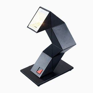 Zig Zag Table Lamp by Chan Shui for Massive Lighting, 1980s