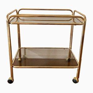 Golden Bar Cart, 1970s