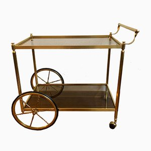 Golden Bar Cart, 1970s