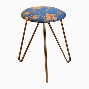 Mid-Century Hocker