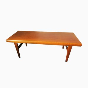 Teak Coffee Table by Johannes Andersen for Trioh, 1960s