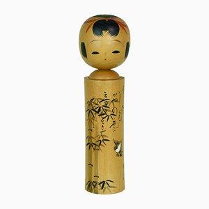 Scultura Kokeshi di Hoshito, anni '50