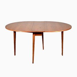 Tavolo da pranzo Mid-Century in teak, anni '60