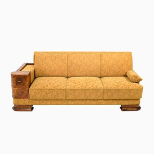 Art Deco Danish Sofa, 1920s