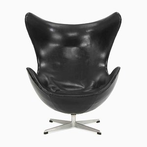 Egg Chair by Arne Jacobsen for Fritz Hansen, 1950s