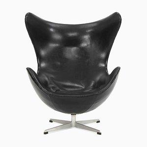 Egg Chair di Arne Jacobsen per Fritz Hansen, anni '50