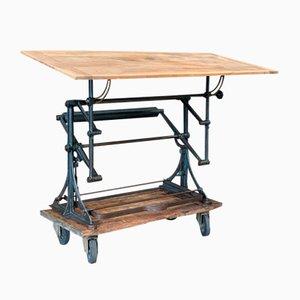 Tavolo da architetto di F. Darnay Parallel, anni '20