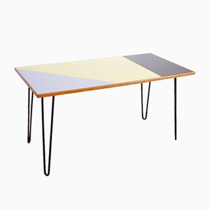 Czechosloavkian Formica Coffee Table, 1960s