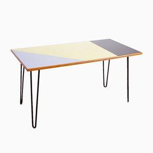 Table Basse Tchécoslovaque en Formica, 1960s