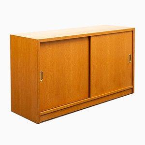 Mueble vintage de roble, años 60