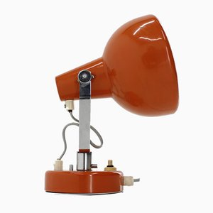 Applique vintage arancione, anni '60