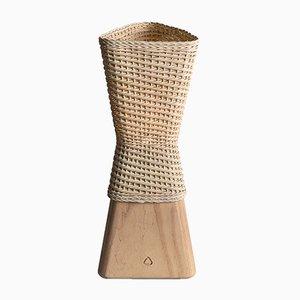 Lampe de Bureau Cle' 17 par Maurizio Bernabei pour Bottega Intreccio