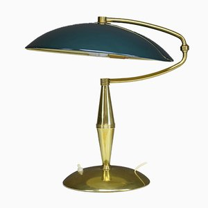 Mid-Century Italian Brass Table Lamp from Arredoluce, 1950s