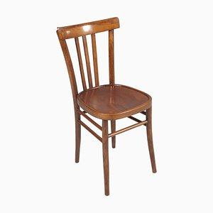 Vintage Italian Maple Kitchen Chair, 1940s