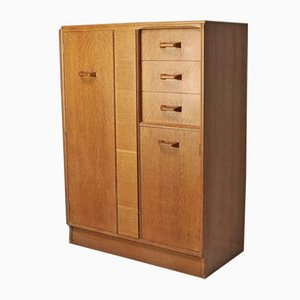 Mid-Century Model Brandon Wardrobe from G Plan / E Gomme, 1950s