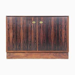 Mueble danés Mid-Century de palisandro